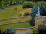 Wisconsin Buddha No. 2. 18x24, Oil on Canvas, 2013